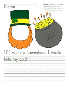 If I were a leprechaun, I would hide my gold... - Re-pinned by ...