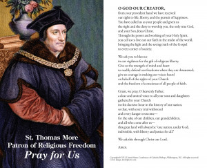 Blessed Thomas More is important today, but he is not as important ...