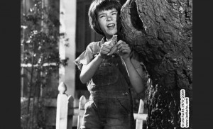 Smiling in to Kill a Mockingbird Scout