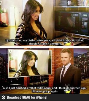 Random Picture Kim Kardashian Quotes