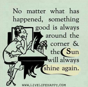 No matter what happens