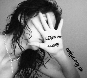 ... Leave me alone,you are not my type i love someone else usimlazimishe