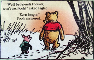 Winnie The Pooh Quotes We'll Be Friends Forever (8)