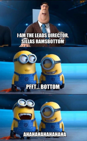 Minion Quotes with 620×1005 pixel