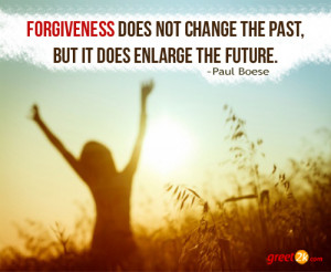 Forgiveness Quotations
