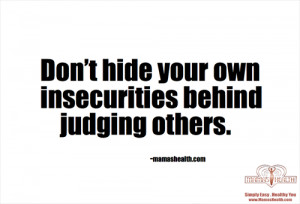 insecurities quotes