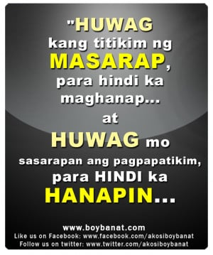 Pinoy Love Quotes, Tagalog Love Quotes and Cheesy Lines