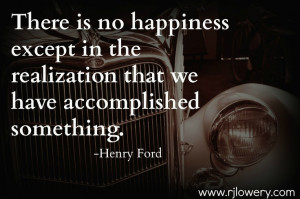 Great Henry Ford Quote!