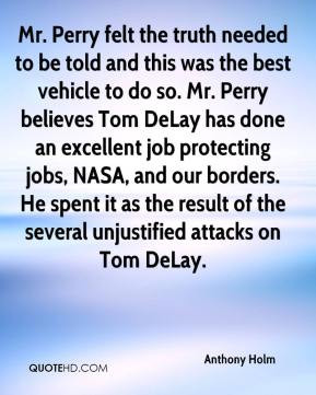 Perry Quotes