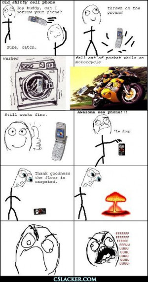 cell phone, comic, derp, funny, lol, smart phone, true