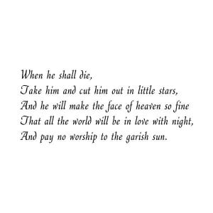 Shakespeare Quotes From Romeo And Juliet Tumblr Romeo and juliet.