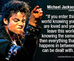 Michael Jackson Quotes | Inspiration Boost | Inspiration Boost
