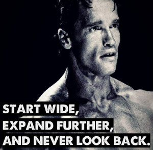 Motivational Arnold Quotes