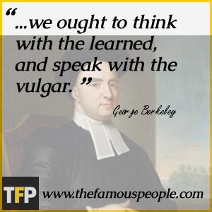 George Berkeley Biography