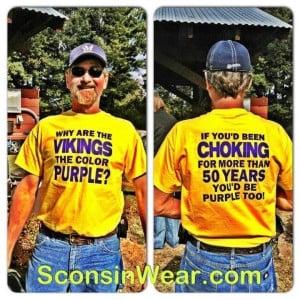 Packers vs Vikings Tickets 2012   Win a Sconsinwear.com T-Shirt ...