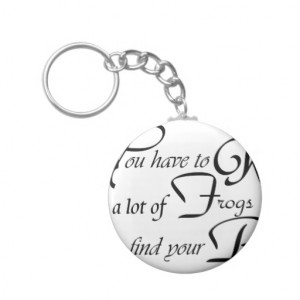 Beautiful Sayings and Quotes Key Chains