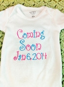 Coming Soon Baby Quotes