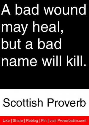 Scottish Proverbs And Sayings