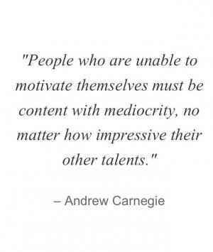 Carnegie quote