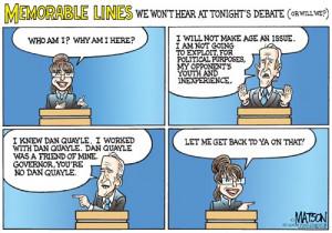 Memorable Debate Quotes