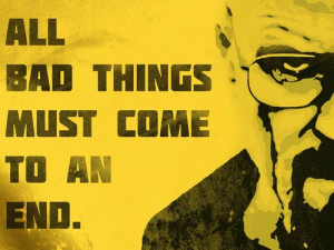 Free Breaking Bad Quote wallpaper for HTC Wildfire