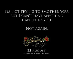 Bloodlines Teaser Quotes