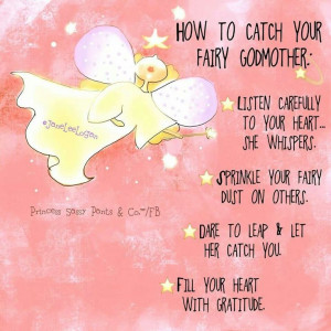 Catch your Fairy Godmother!