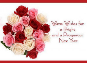 Best wishes for new year with happy new year message to say happy new ...