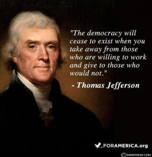 Thomas Jefferson by germex73