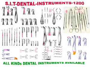 Dental Instruments By Shahid International Traders Picture