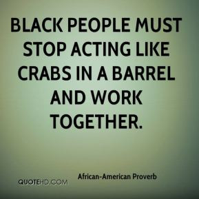 Black African American Quotes