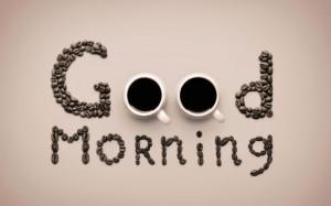 Good Morning Coffee HD Wallpapers