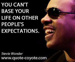 Stevie Wonder Quotes You...
