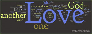 Religious Scripture & Inspirational Words Of Gods Love