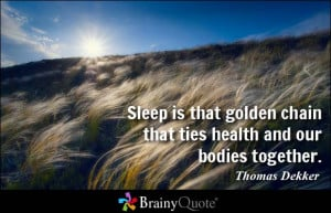 Sleep Quotes
