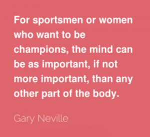 Gary Alexander Neville Quotes (Images)
