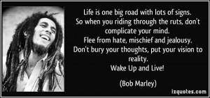 More Bob Marley Quotes