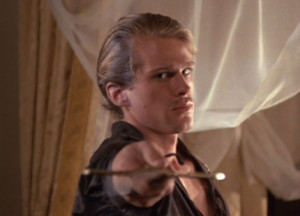 ... , myth or reality is The Princess Bride parodying and personifying