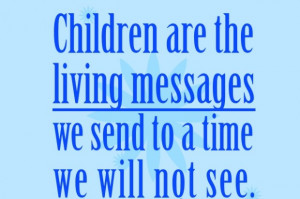 Growing up children quotes