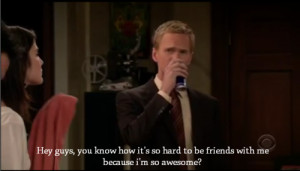 How I Met Your Mother , Barney Stinson