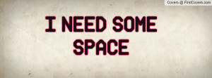 Need Space - What Does This Really Mean?
