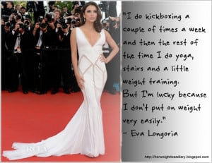 Motivation To Lose Weight: 14 Celebrity Inspirational Quotes