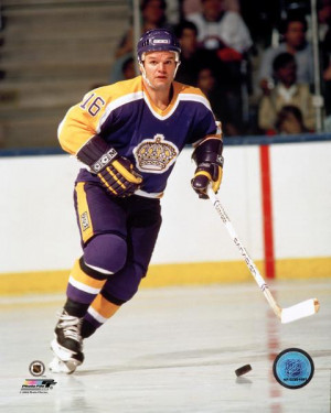 Pictures of Marcel Dionne Marcel Dionne collectibles and memorabilia