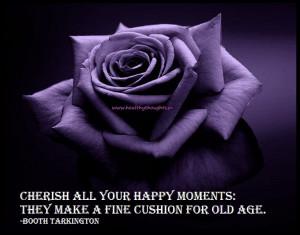 Cherish Your Happy Memories...