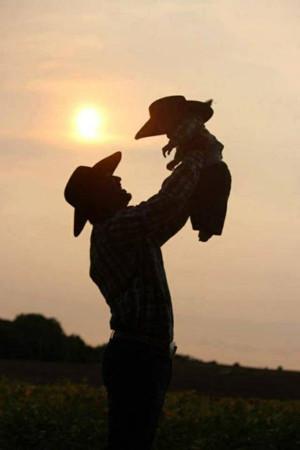 daddy s little cowboy