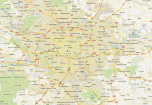 Carte Des Radars Ges France