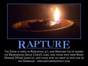 Rapture - Rapture Prophecy