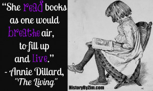 Quotes Annie Dillard Book