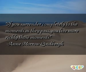 Moments Quotes