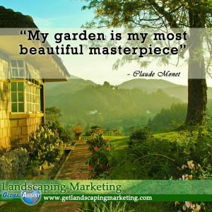 Landscaping Marketing